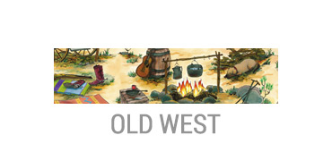 Old West Theme