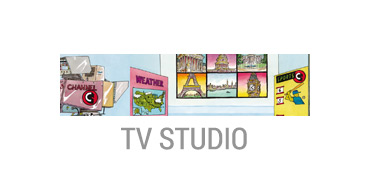 TV Studio Theme